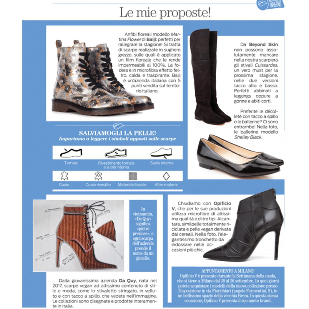 online store 8134f 9aa1d PIEDI COMODI E CUOR LEGGERO - Silvia Scatamburlo - VEGAN ...