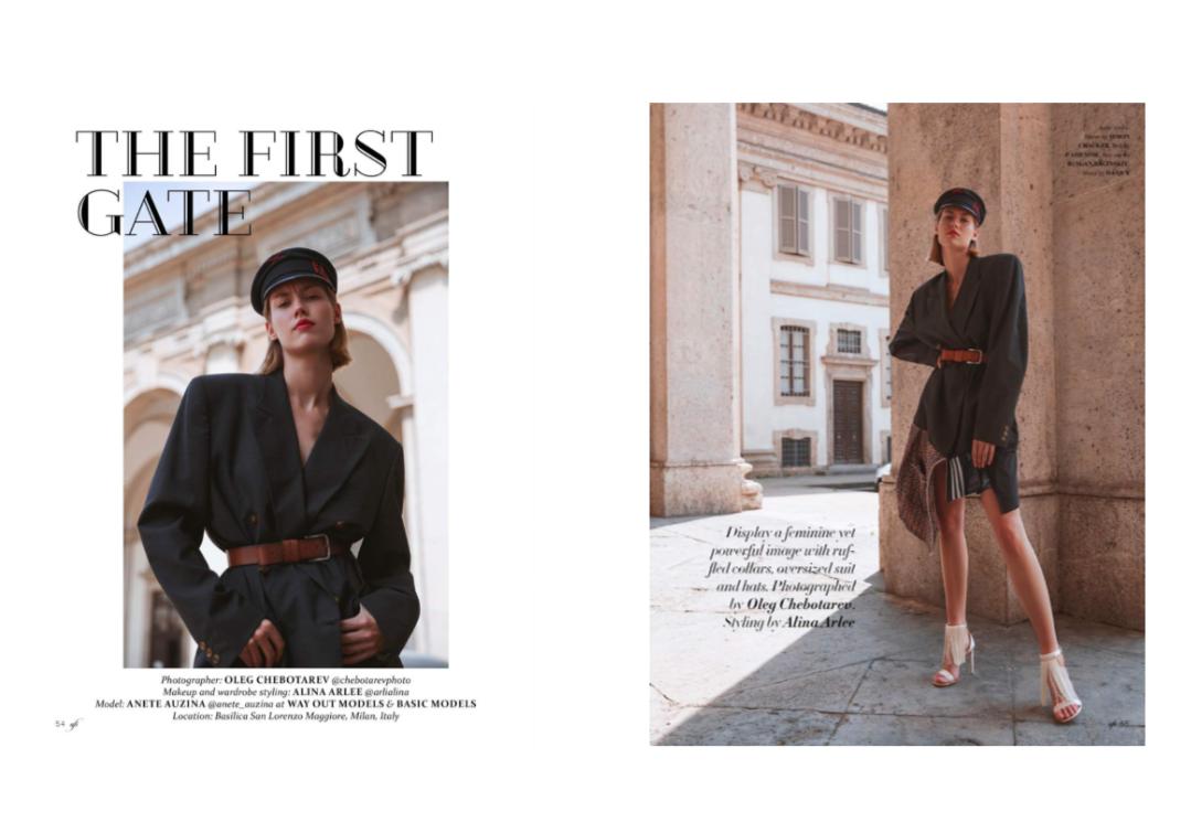Afi Magazine – Oct 2019